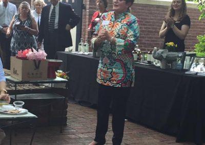 Julie Hinson, Chair, First Lady's Circle
